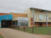 The Bacchus Marsh Leisure Centre in Maddingley
