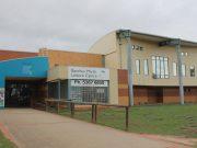 The Bacchus Marsh Leisure Centre in Maddingley