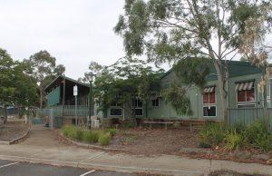 The former Lerderderg Children's Centre in Darley Photo – Jessica Howard