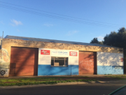 The former Maddingley Car Care workshop