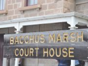 craig jones, bacchus marsh magistrate court, bacchus marsh police