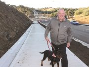 mayor,david edwards, moorabool shire council, halletts way