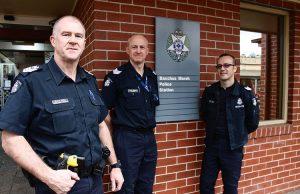 Bacchus Marsh Police Taser