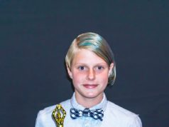 AFL Goldfields Riddell Junior Girls under-13 best and fairest winner, Tamara Henry