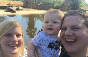 Ben Ihlow passed away from complications with the flu on Sunday September 3 – his first Father's Day.