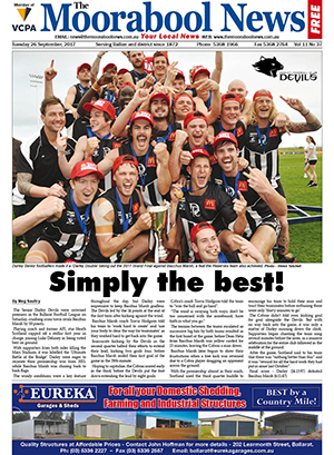 The Moorabool News 26 September 2017