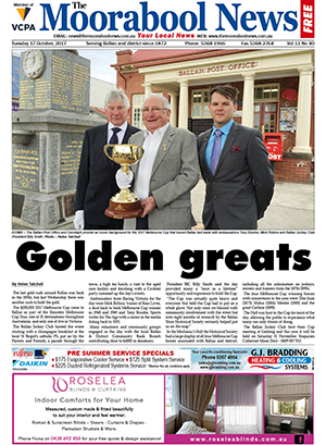 The Moorabool News 17 October 2017