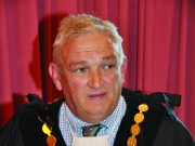 Central Ward Councillor Paul Tatchell is the new Mayor of Moorabool Photo – Helen Tatchell