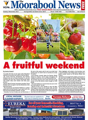 The Moorabool News 7 November 2017