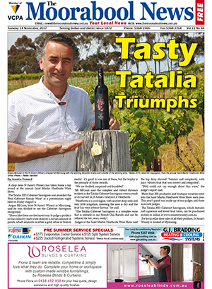 The Moorabool News 14 November 2017