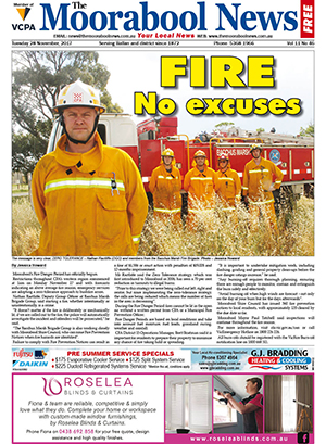 The Moorabool News 28 Nov 2017