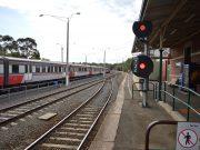 Bacchus Marsh Train Station Photo - https://railgallery.wongm.com