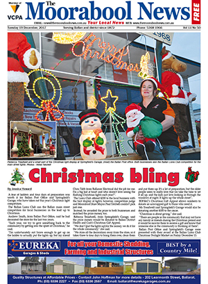 The Moorabool News 19 December 2017