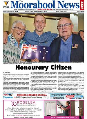 The Moorabool News 30 January 2018