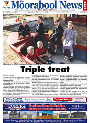 The Moorabool News 6 February 2018