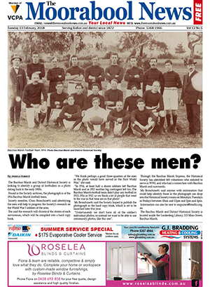 The Moorabool News 13 February 2018