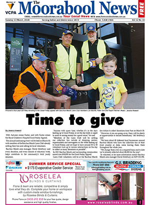 The Moorabool News 13 March 2018