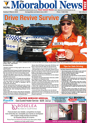 The Moorabool News 27 March 2018