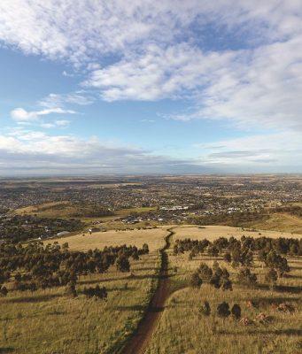 bald hill, moorabool shire council, jarrod bingham