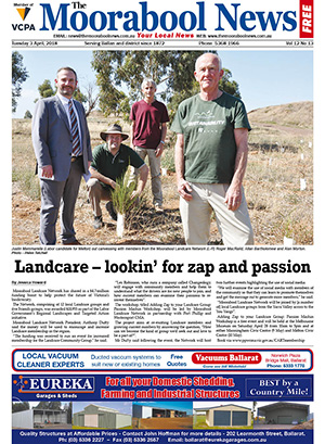 The Moorabool News 3 April 2018