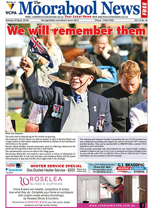 The Moorabool News 24 April 2018