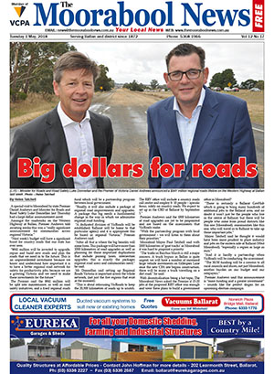 The Moorabool News 1 May 2018
