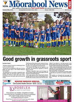 The Moorabool News 8 May 2018