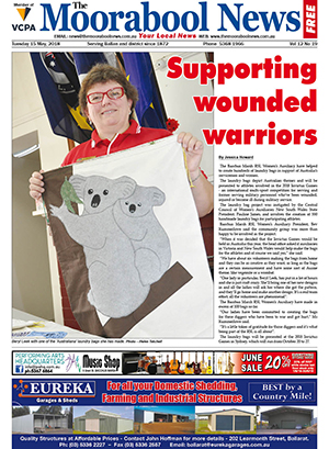 The Moorabool News 15 May 2018