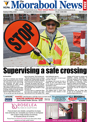 The Moorabool News 22 May 2018