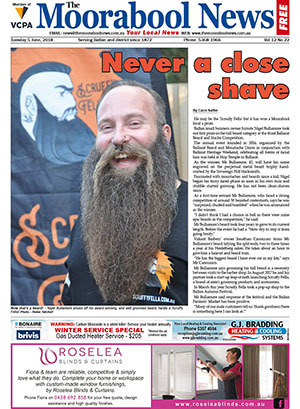 The Moorabool News 5 June 2018