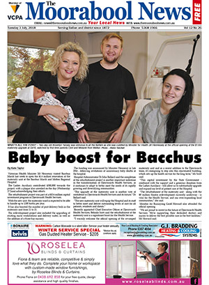 The Moorabool News 3 July 2018
