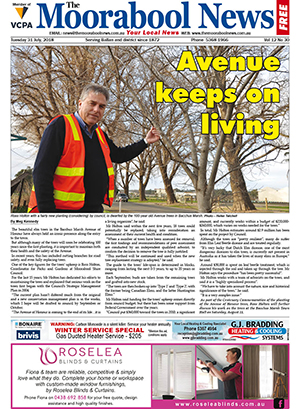 The Moorabool News 31 July 2018