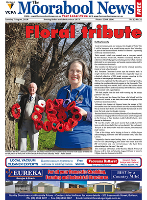 The Moorabool News 7 August 2018