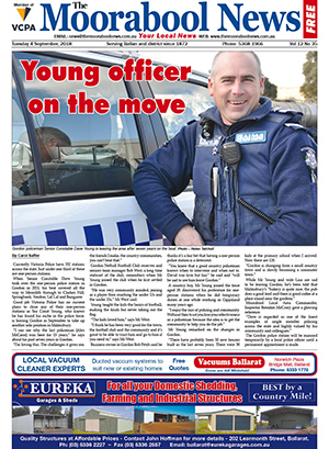 The Moorabool News 4 September 2018