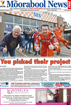 The Moorabool News 9 October 2018