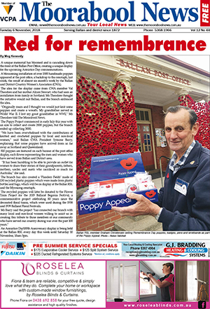 The Moorabool News 6 November 2018