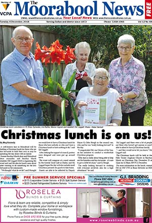 The Moorabool News 4 December 2018
