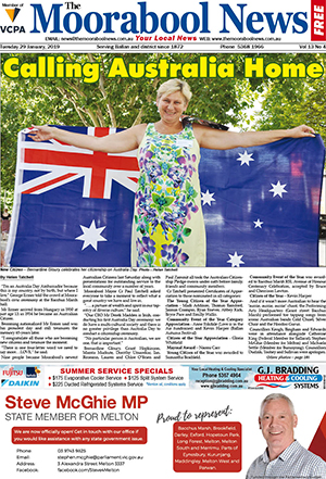 The Moorabool News 29 January 2019