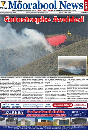 The Moorabool News 5 February 2019
