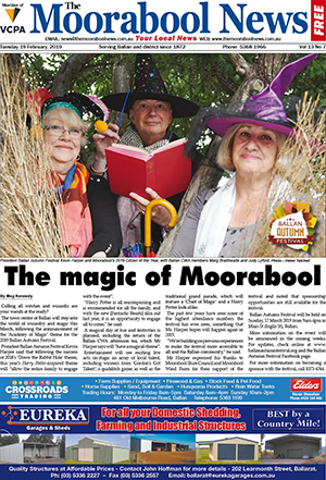The Moorabool News 19 February 2019