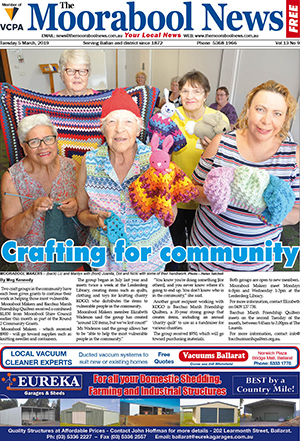 The Moorabool News 5 March 2019