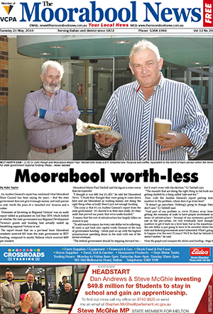 The Moorabool News 21 May 2019