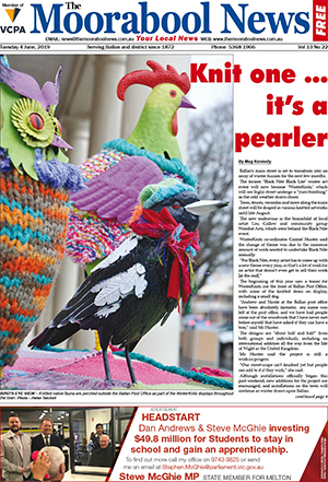 The Moorabool News 4 June 2019