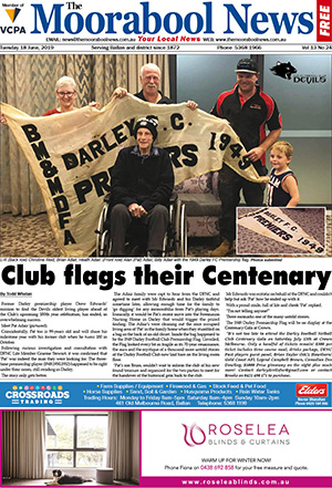The Moorabool News 18 June 2019