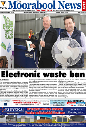 The Moorabool News 25 June 2019