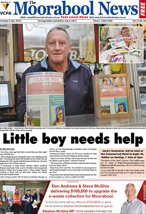The Moorabool News 2 July 2019