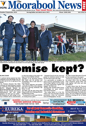 The Moorabool News 3 September 2019