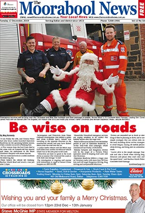 The Moorabool News 17 December 2019