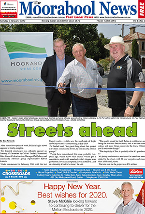 The Moorabool News 7 January 2020