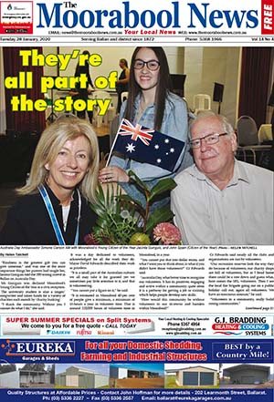 The Moorabool News 28 January 2020